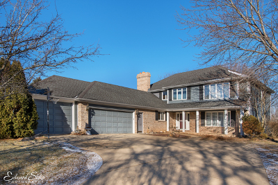 Cary Single Family Home Contingent: 400 Holly Lynn Drive