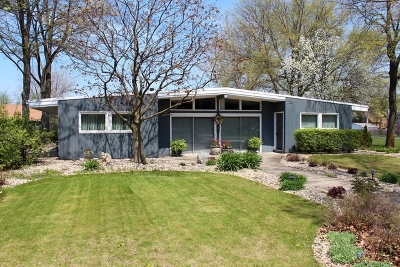 Flossmoor Single Family Home For Sale: 2817 Flossmoor Road