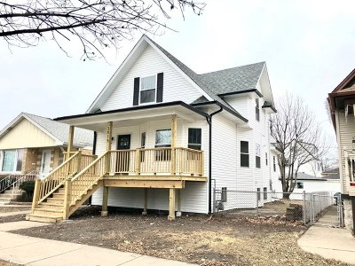Berwyn Single Family Home For Sale: 3015 Clarence Avenue