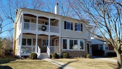 Arlington Heights Single Family Home For Sale: 222 North Yale Avenue