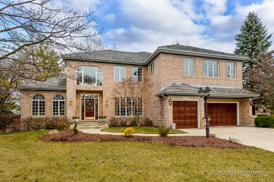 Wheaton Single Family Home For Sale: 277 East Arboretum Circle