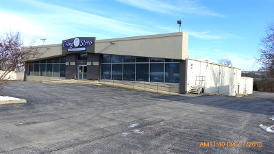 Aurora  Commercial For Sale: 1319 North Lake Street