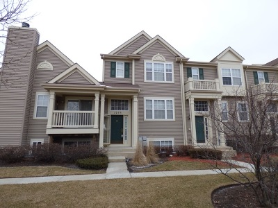 Pingree Grove Condo/Townhouse Contingent: 1253 Driftwood Lane