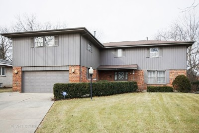 Flossmoor Single Family Home For Sale: 1148 Heather Hill Cres
