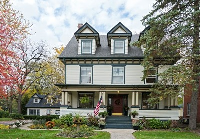 Flossmoor Single Family Home For Sale: 912 Sterling Avenue