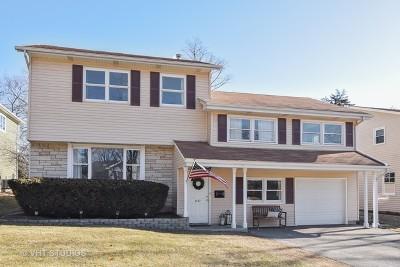 Wheaton Single Family Home For Sale: 1117 Lyford Lane