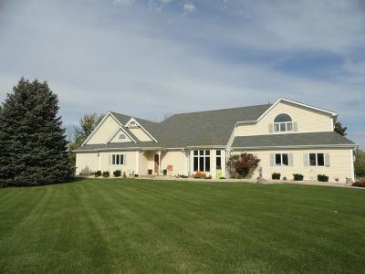 Manhattan Single Family Home For Sale: 12608 West Baker Road