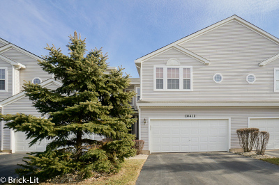 Lockport Condo/Townhouse Contingent: 16411 Newcastle Way