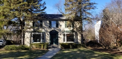 Wilmette Single Family Home For Sale: 901 Locust Road