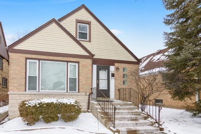 Niles Single Family Home For Sale: 8028 North Merrill Street
