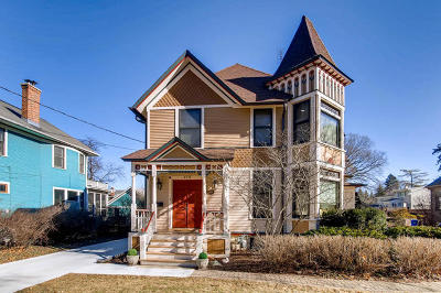 Wheaton Single Family Home For Sale: 419 North Wheaton Avenue