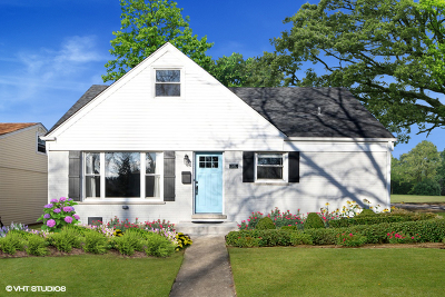 Hinsdale Single Family Home Price Change: 631 The Lane
