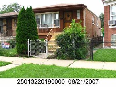 Chicago  Single Family Home For Sale: 9316 South Euclid Avenue