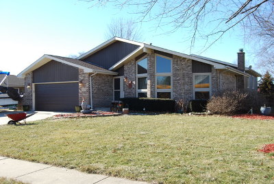 Frankfort Single Family Home Price Change: 20400 South Grand Prairie Lane