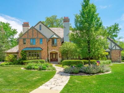 Burr Ridge Single Family Home For Sale: 6205 South Garfield Street