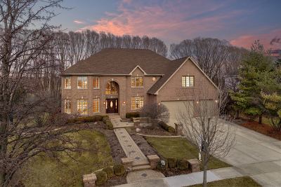 St. Charles Single Family Home For Sale: 4401 Royal Fox Drive