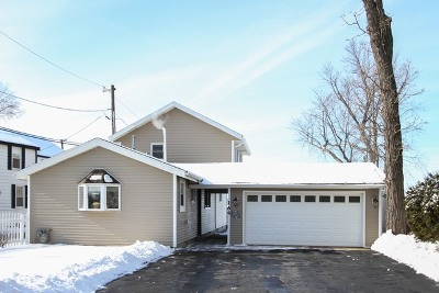 Fox Lake Single Family Home For Sale: 164 Eagle Point Road