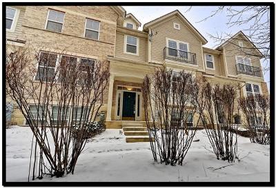 Hanover Park Condo/Townhouse For Sale: 990 Indigo Court