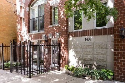 Chicago IL Condo/Townhouse Re-Activated: $599,000