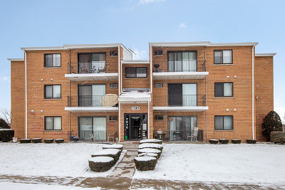 Orland Park Rental For Rent: 7315 West 157th Street #2C