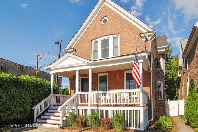 Forest Park Single Family Home For Sale: 418 Ferdinand Avenue