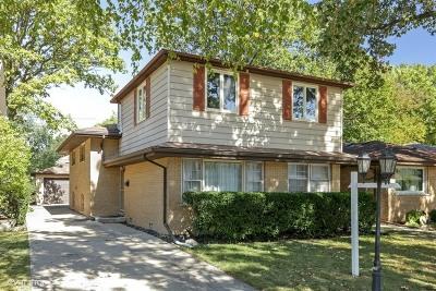 Skokie Single Family Home For Sale: 4930 Farwell Avenue