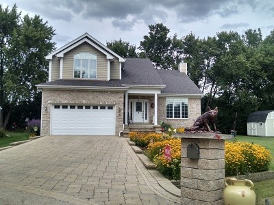 South Elgin Single Family Home For Sale: 124 Wilson Way