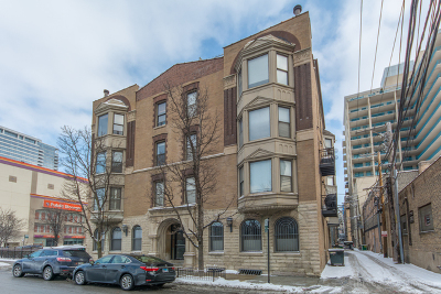Chicago Condo/Townhouse For Sale: 747 North Sedgwick Street #2N
