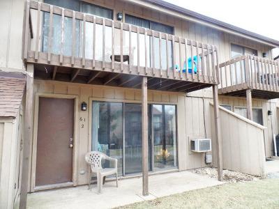 Fox Lake Condo/Townhouse For Sale: 61 Aspen Colony #2