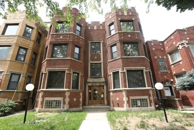 Chicago Multi Family Home For Sale: 8014 South Vernon Avenue
