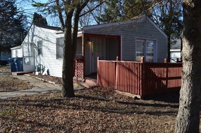 Steger Single Family Home For Sale: 146 Richton Road