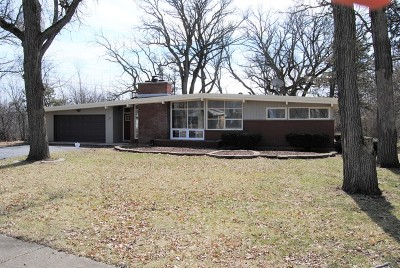 Olympia Fields Single Family Home For Sale: 3124 204th Street