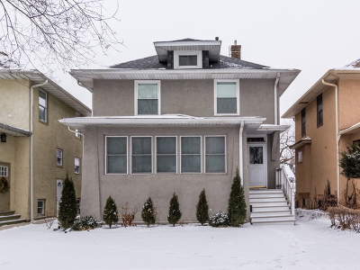 Oak Park Single Family Home For Sale: 843 Home Avenue