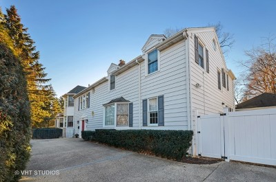 Highland Park Single Family Home For Sale: 600 Mulberry Place