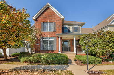 Geneva Single Family Home For Sale: 0n300 Armstrong Lane