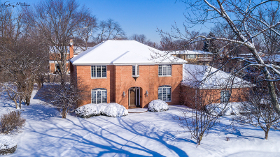 Flossmoor Single Family Home For Sale: 2325 Robertson Lane