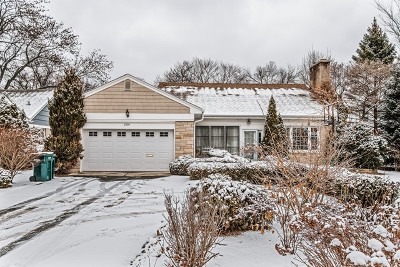 Wilmette Single Family Home For Sale: 2500 Lake Avenue