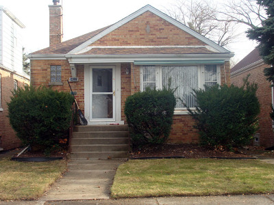 Riverdale Single Family Home For Sale: 14225 South Eggleston Avenue