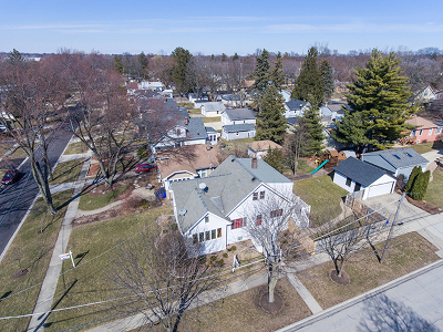 Wheaton Single Family Home For Sale: 401 Lyon Avenue