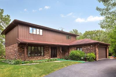 Flossmoor Single Family Home For Sale: 3014 Macheath Crescent