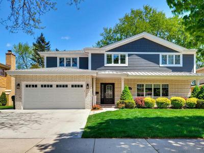 Arlington Heights Single Family Home For Sale: 119 South Ridge Avenue