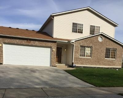 Matteson Single Family Home Contingent: 5600 Colgate Lane