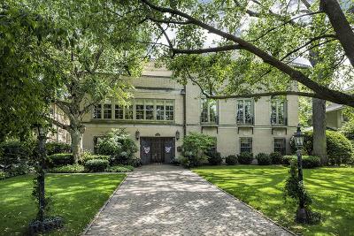Wilmette Single Family Home For Sale: 219 Central Avenue
