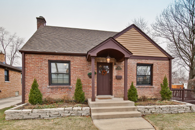 Elmhurst Single Family Home Price Change