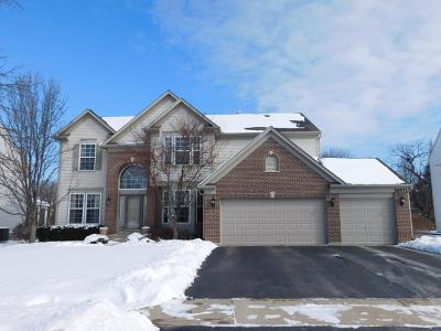 Lake Villa, Lindenhurst Single Family Home For Sale: 36531 North Yew Tree Drive