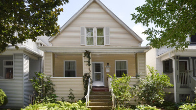 Forest Park Single Family Home Price Change: 830 Elgin Avenue