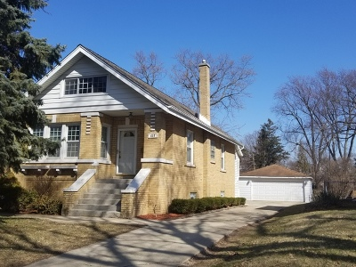 Villa Park Single Family Home For Sale: 419 South Wisconsin Avenue