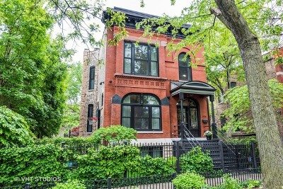 Single Family Home For Sale: 1138 North Hoyne Avenue