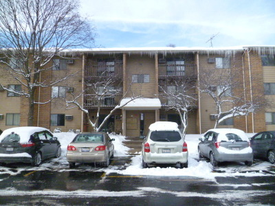 Crystal Lake Condo/Townhouse For Sale: 621 Virginia Road #308