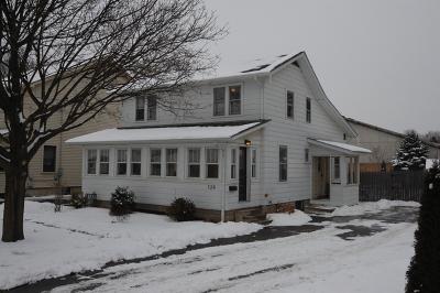 Batavia Single Family Home For Sale: 124 South Van Nortwick Avenue